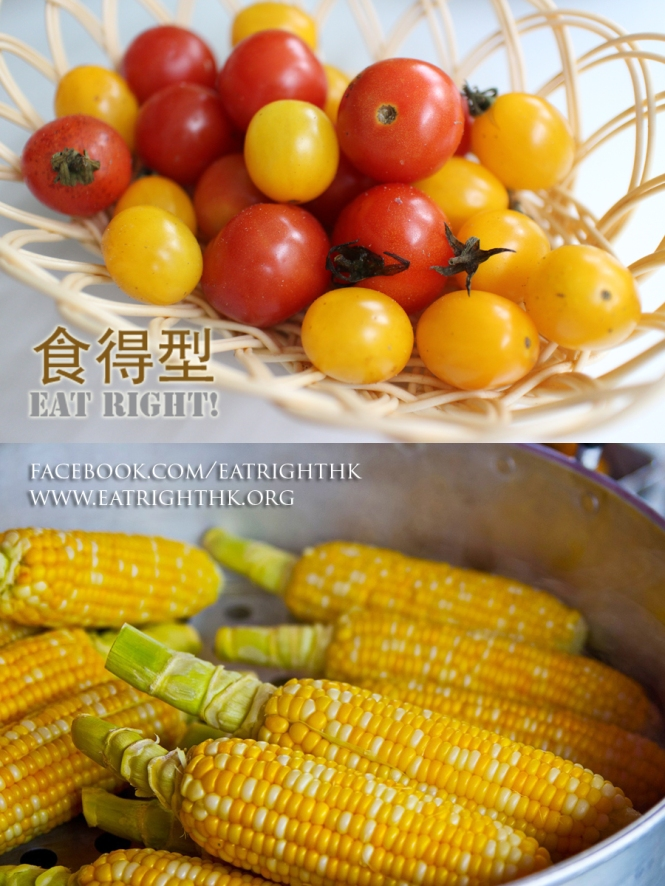 Tomatoes and Corns should be avoided by Type B individuals